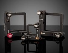 TECHSPEC® Kinematic Square Optical Mounts