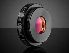 12mm CA C-Mount Longpass Glass Color Filter