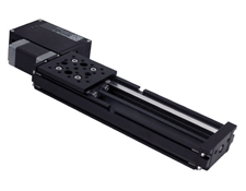100mm Travel, Motorized Linear Stage, Integrated Controller, #15-287
