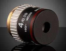 4X Nikon Achromatic Finite Conjugate Objective